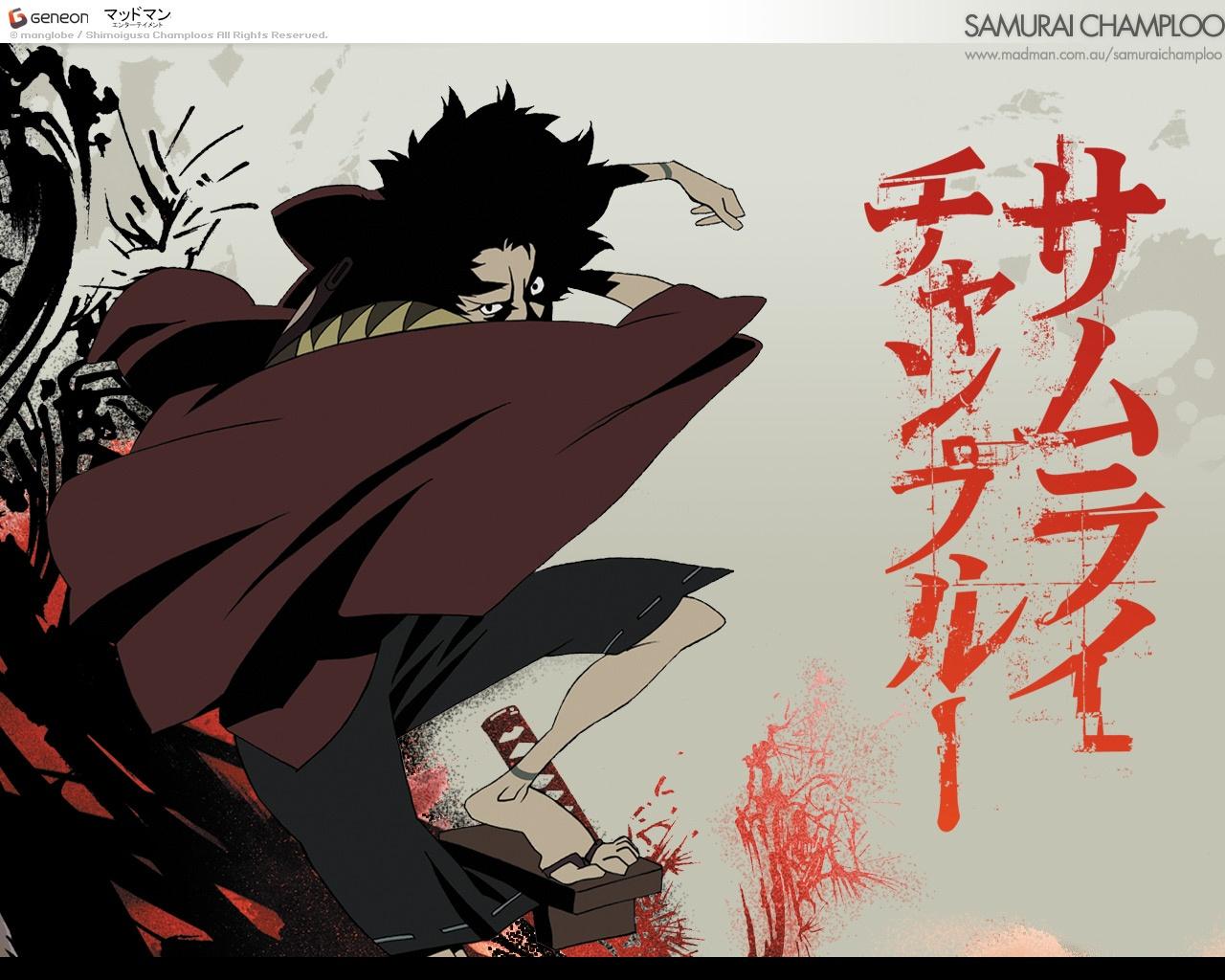 Animecentral Samurai Champloo
